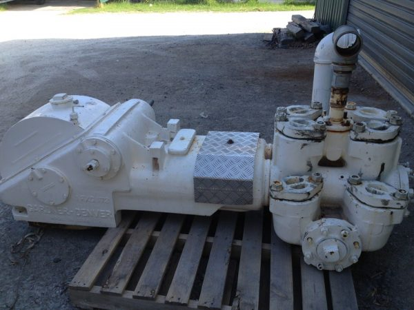 Gardner Denver 1FXG Mud Pump 1