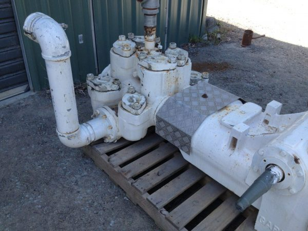 Gardner Denver 1FXG Mud Pump 4