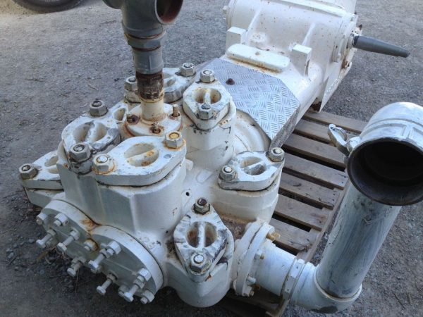 Gardner Denver 1FXG Mud Pump 5