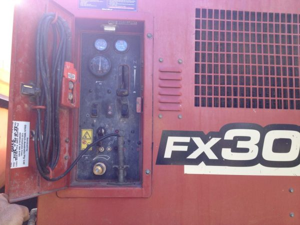 Ditch Witch FX30 Vacuum Recovery System 3