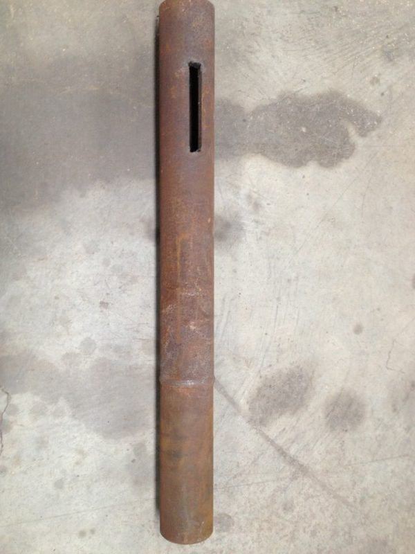 Auger Shaft with NW Thread 1